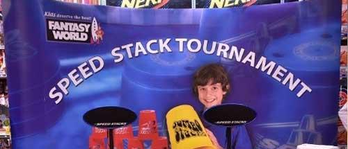 Speed Stack Tournament
