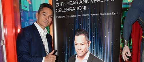 Fantasy World Celebrates 20 Years' Anniversary With Its Best Friends